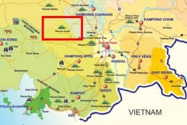 Người Việt chinh phục nóc nhà Campuchia